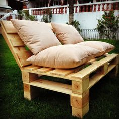 Breathtaking scenic view - DIY: Making Your Own Pallet Patio Furniture