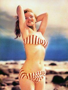 Marilyn Monroe in 40s