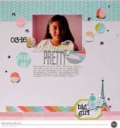 Everyday Pretty - NSD Sketch Challenge Clique Kits