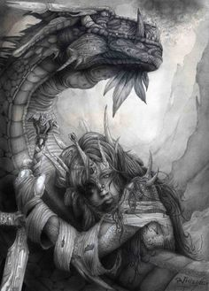 In this post, I will show 25 Beautiful, Absolutely Magical Traditional Art Fantasy Drawings as a source of your inspiration. Some of them are done in watercolor and some of them are pencil drawing. Dragon Images, Dragon Pictures, Fantasy Drawings, Art Drawings, Pencil Drawings, Fantasy Dragon, Fantasy Art, Fantasy Creatures, Mythical Creatures