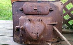 Rare find.  Holland Furnace Co.  Heart Of The Home