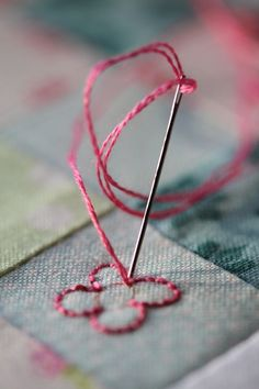 Leanne's embroidery