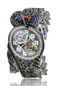 BOUCHERON|ブシュロンブシュロン 2012年新作腕時計