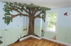 I have wanted a tree for a childs room for as long as I thought about having kids!