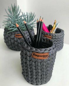 My Crochet Dream Crochet Motifs, Crochet Stitches Patterns, Crochet Art, Crochet Gifts, Crochet Basket Pattern, Knit Basket, Yarn Projects, Crochet Projects, Crochet Home Decor