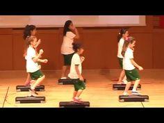 Çanakkale Doğa İlkokulu 4. Sınıf 23 Nisan Step Gösterisi - YouTube