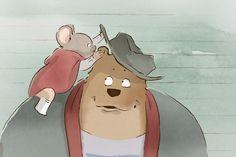 Fofinha... Veja trailer de animação francesa indicada ao Oscar >> http://glo.bo/1eEtLhL
