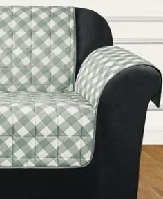 sure fit furniture flair quilted loveseat slipcover ikat tile