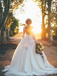Our top 10 Australian wedding dress designers www.justasplanned.com.au #fashion #weddingdress #wedding