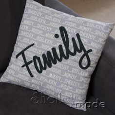 Shelley Made: Personalised Design Info