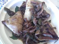 cucina di casa: calamari alla diavola