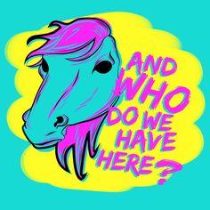 Don Juan, more #HotlineMiami fanart! Available at:  https://www.teepublic.com/t-shirt/163578-retro-juan  and  http://www.redbubble.com/people/doncorgi/works/14387183-retro-juan hotline miami 2 wrong number, horse mask, don juan, retro tees, tee shirt, t-shirt, pop culture, indie game