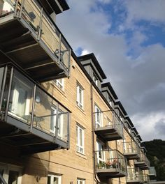 Suppliers of balcony & balustrade components