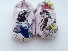 Princess baby shoes crib shoes socks or by EnjoyLoveImaginebou