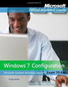 You will download digital wordpdf files for complete solution exam 70 680 windows 7 configuration fandeluxe Images