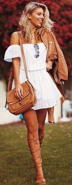 40 Flawless Summer Outfit Ideas For Warm Weather Elegant Summer Outfits, Stylish Outfits, Fashion Outfits, Womens Fashion, Fashion Ideas, Summer Shirts, Warm Weather, Style Me, Street Style