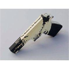 Livre revolver
