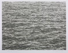 Artwork page for 'Drypoint - Ocean Surface', Vija Celmins, 1983 Vija Celmins, Detailed Drawings, Artist Profile, Beach Scenes, American Artists, Contemporary Artists, Art Drawings, Drawing Art, Art Photography