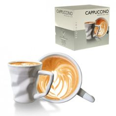 Invotis Wrinkled Cappuccino Bone China Cup Mug Invotis http://www.amazon.com/dp/B00FPHNMVM/ref=cm_sw_r_pi_dp_zibsub1E2JJ27