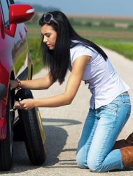 10 things your teen should know before they leave home.  FYI, the list has nothing to do with changing a flat tire (bc isn't that what Roadside Assistance is for?  ;)
