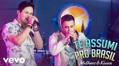Matheus e Kauan lançam a nova música Te assumi pro Brasil