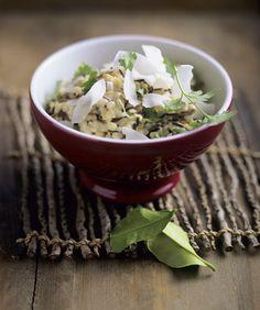 Kokos-Reis mit Linsen - smarter - Zeit: 10 Min. | eatsmarter.de