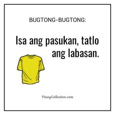 Bugtong, Bugtong: Mga Bugtong na may Sagot (Tagalog Riddles) Nouns First Grade, Tagalog Words, Filipino Words, Some Funny Jokes, Kids Story Books, Riddles, Image Search, Memes, Summer Wallpaper