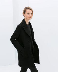 Image 2 of BLAZER COAT from Zara