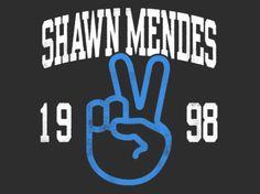 Shawn Mendes shirt logo