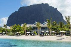 Fünf-Sterne-Luxus am Le Morne Beach: The St. Regis Mauritius Resort.