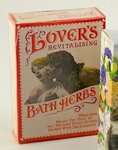 """4 Lover's Valentines Revitalising Theme Scented Herbal Soap Bars, Imported from England, CLOSEOUT, Bulk Sale of 4 Bars per Order by Master Herbalist of England. $8.00. Imported from England's Master Herbalist. Also available: Lover's themed bath sachets. Four 100g bars of glycerine-rich lavender & camomile scented natural herbal soap. Each bar is individually boxed in novelty Viking packaging. Perfect for gift baskets and guest soaps.. """"When Love Speaks The Voice of All The..."""