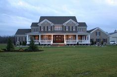 Love the porch!