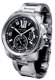 Обзор часов Cartier Calibre | WatchesTalk.ru - Блог о часах