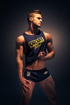 Kirill Dowidoff in ES Collection for Circuit Barcelona Festival 2013 09