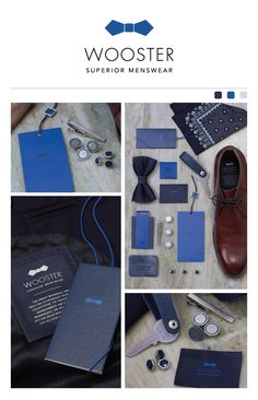 Nilorn Concept - Wooster stands for timelessness, quality and excellent craftsmanship. #nilorn #wovenlabels #swingtags #hangtags #trims #fashion #branding #blue http://nilorn.co.uk