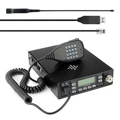 Tokmate VV898S 25W Dual Band VHFUHF 136174400470MHz Backpackable Two Way Radio Mobile Transceiver Amateur Ham Radio with 12000mAh Builtin Battery USB Programming Cable and Dual Band Antenna -- Want additional info? Click on the image.(This is an Amazon affiliate link and I receive a commission for the sales)