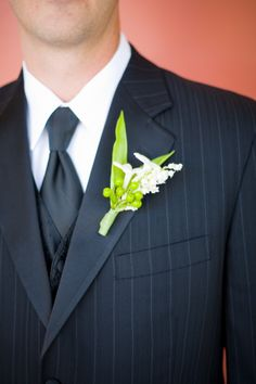 The Guy's Boutonnieres