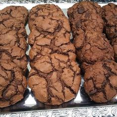 Vanilla cinnamon buckwheat biscuits with buckwheat - HQ Recipes Köstliche Desserts, Delicious Desserts, Dessert Recipes, Brownie Cookies, Cake Cookies, Danish Cookies, Vanilla Recipes, Danish Food, Recipes From Heaven