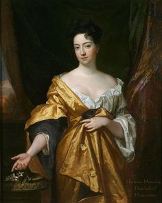 Hortense Mancini (1646 - 1699). She was a mistress of Charles II from 1676 to  1678. She had an affair with the Prince of Monaco while with Charles as well as a lesbian relationship with Charles's daughter Anne Lennard.