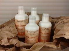 MITMACHEN & GEWINNEN: 4 mal je 1 Glanz-Shampoo Bio-Orange & Coco von Sante: https://www.facebook.com/photo.php?fbid=826711320689672&set=a.157770647583746.35783.135792313114913&type=1
