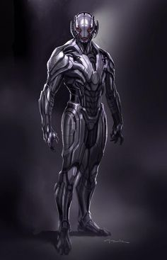 Avengers Age of Ultron Andy Park Concept Art 2 Avengers: Age of Ultron Concept Art Reveals Alternate Ultron Designs Marvel Villains, Marvel Comics Art, Marvel Characters, Marvel Movies, Captain Marvel, Marvel Vs, Marvel Heroes, Age Of Ultron, Ultron Marvel