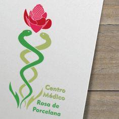 Logo para clinica médica em Angola Logos, Medical Center, Logo, A Logo