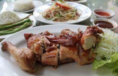 Thai Grilled Chicken (Gai Yang)