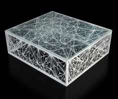 'Nebula Square 32 Coffee Table by Arktura. @2Modern'