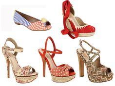 Toda mulher é louca por sapatos, nós aqui do Muito Chique somos apaixonadas por calçados e sempre que podemos estamos fazendo nossas comprinhas para
