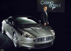 The new DBS model starred in the James Bond film Casino Royale and showed how the Aston Martin had remained popular with fans