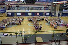 "We love the human ""FTK"" at Spring Grove High School's 2015 Mini-THON!"