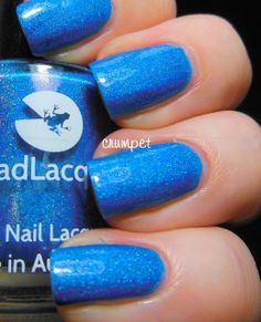 Lilypad Lacquer - Bluebell