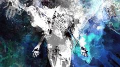 Art by Jacob Bannon for 'All We Love We Leave Behind' by Converge
