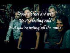 Sunrise Avenue - You Gave The Rain (Lyrics)